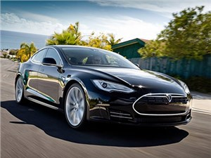 Журнал Consumer Reports сомневается в надежности Tesla Model S