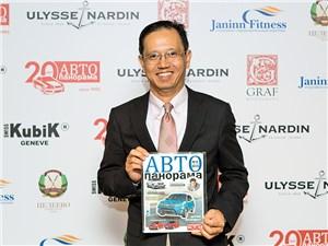 Президент «ММС Рус» Наоя Такая хорошо знает «Автопанораму»