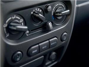 Suzuki Jimny 1998 управление климатом