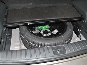 Предпросмотр hyundai tucson 2016 запасное колесо