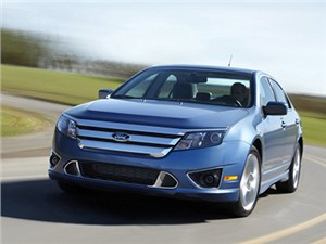 Новость про Ford - Ford Fusion 2010