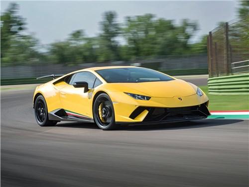 Novitec   Lamborghini Huracan Performante вид спереди