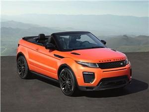 Новость про Land Rover Range Rover Evoque Convertible - Land Rover Range Rover Evoque Convertible