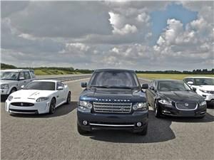 Продажи Jaguar Land Rover в прошлом году выросли на 5 процентов
