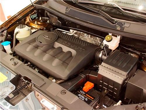 Предпросмотр chery tiggo 5 2015 двигатель