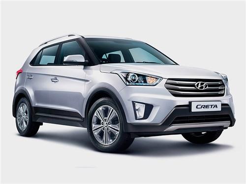 Продажи нового Hyundai Creta стартуют осенью 2016 года
