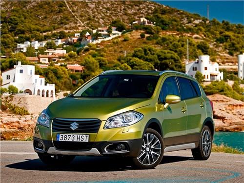 Российские продажи кроссовера Suzuki SX4 прекращены