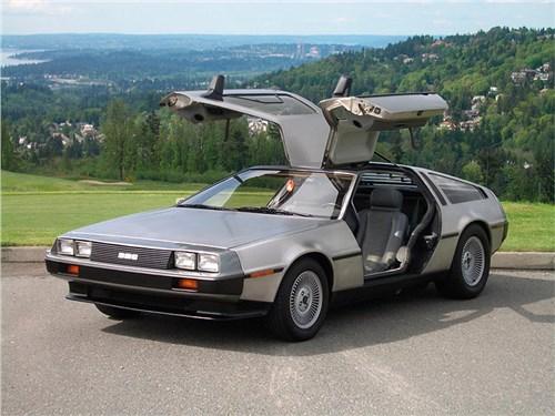 DeLorean Motor Company воскресит машину времени- автомобильная новость