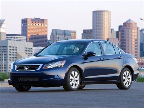 Новость про Honda Accord - Honda Accord 2008