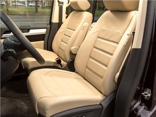 Предпросмотр volkswagen multivan 2015 передние кресла