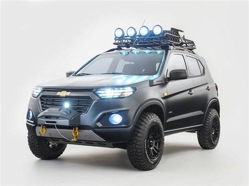 Самарский Минпром поможет запустить в серию новый Chevrolet Niva