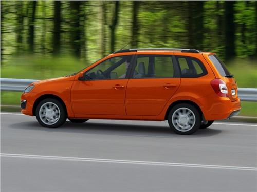 Новость про Lada - Lada Granta и Kalina получили ряд новых опций