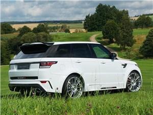 Mansory / Range Rover вид сзади