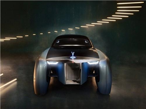 Предпросмотр rolls-royce vision next 100 concept 2016 вид спереди
