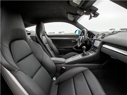 Предпросмотр porsche 718 cayman 2017 передние кресла