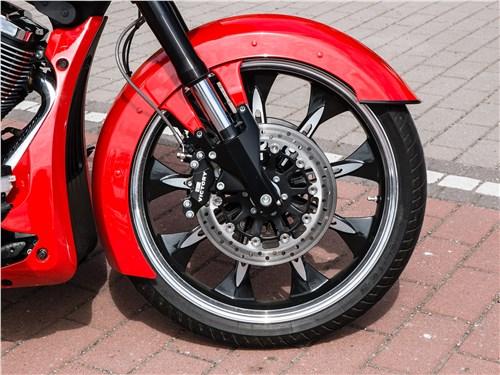 Victory Magnum переднее колесо