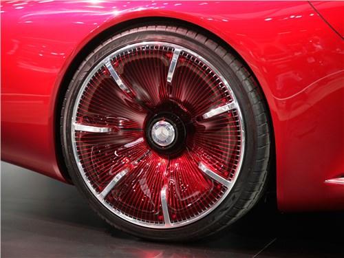 Предпросмотр vision mercedes-maybach 6 2016 колесо