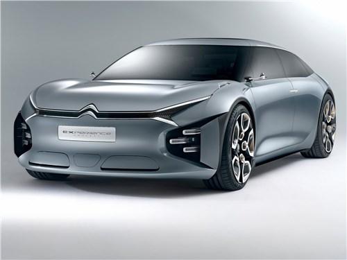Новый Citroen CXperience - Citroen CXperience Concept 2016 Флагманская стать
