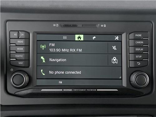Scania S 2016 монитор