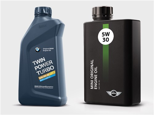 BMW Twinpower Turbo и MINI Original Engine Oil