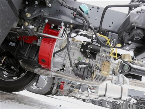 JAC N-75 2016 двигатель