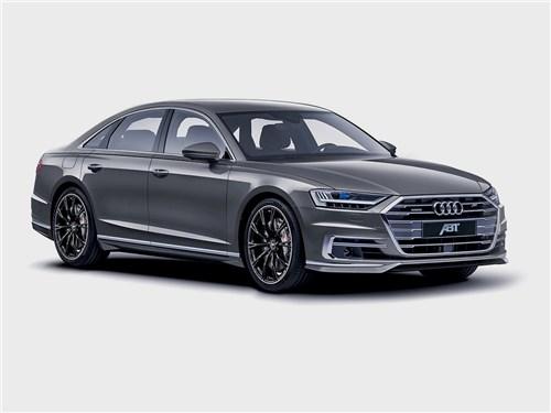 ABT Sportsline   Audi A8 вид спереди