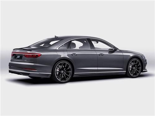 ABT Sportsline   Audi A8 вид сбоку