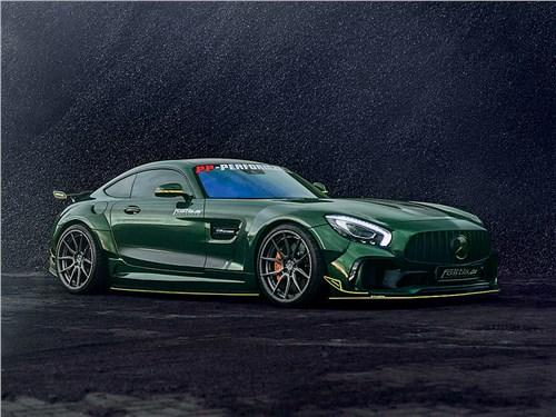 Fostla   Mercedes-AMG GT R вид спереди