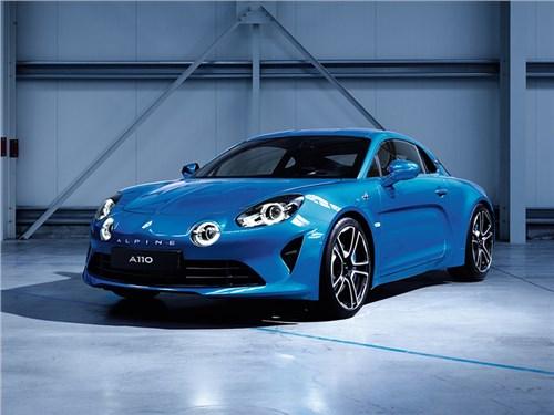 Новость про Renault - Renault Alpine A110