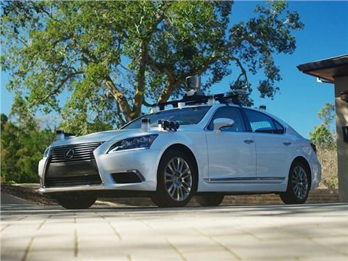 Новый беспилотник от Toyota