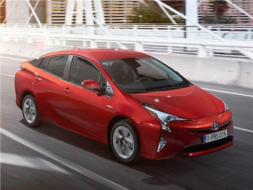 Новая Toyota Prius
