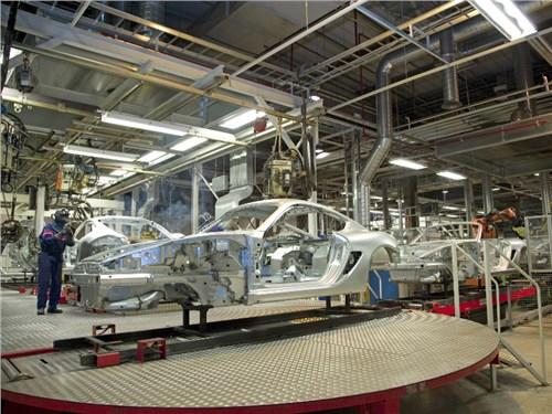 Новость про Marussia - Китайцы выкупили долю промышленного партнера Marussia Motors