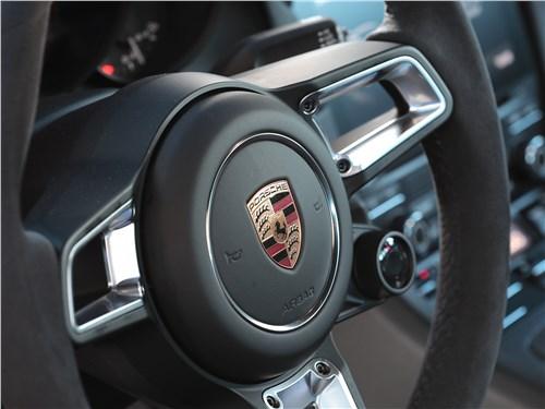 Porsche 911 GTS 2018 руль