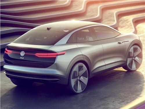 Предпросмотр volkswagen id crozz concept 2017 вид сзади
