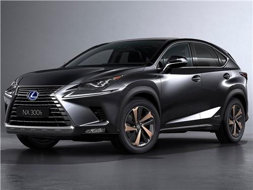 Новый Lexus NX - Lexus NX 2018 Комфорт и агрессия