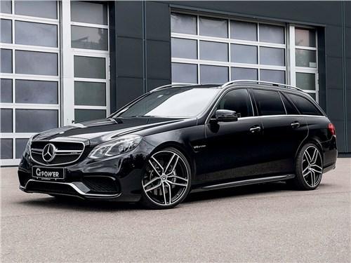 G-Power   Mercedes-Benz E 63 S AMG вид спереди