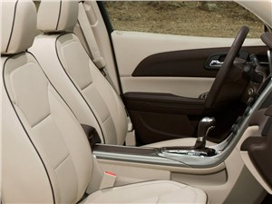 В круге первом Malibu - Chevrolet Malibu 2012 интерьер