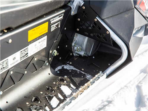 Polaris 800 Switchback XCR 2017 паодножка