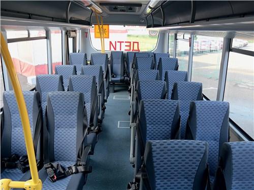 Вектор Next салон для пассажиров