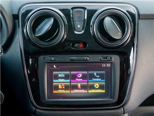Renault Dokker 2018 монитор