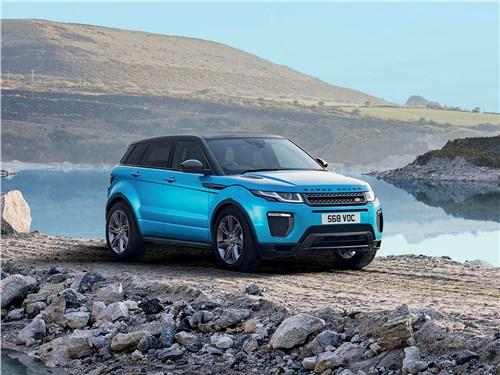 Range Rover Evoque лишь кажется компактным и гламурным, на деле же его потенциал огромен
