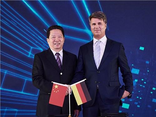 BMW переносит сборку ключевых моделей в Китай