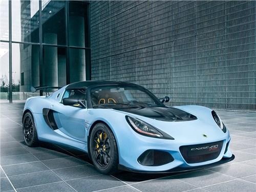 Новость про Lotus - Lotus вернётся в Россию