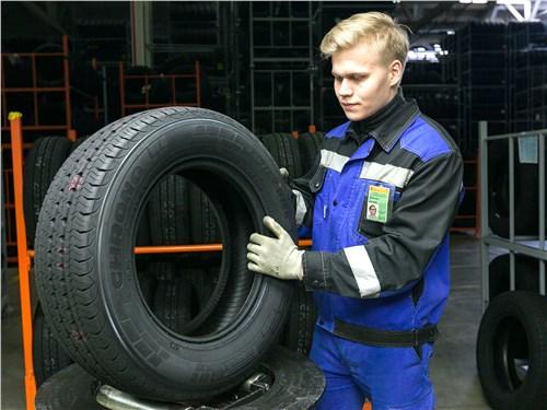 Многоуровневому контролю качества шин в Pirelli уделяют особое внимание