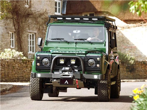 Arkonik | Land Rover Defender вид спереди
