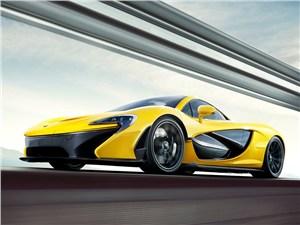 Разработчики рассекретили облик серийного гибрида McLaren P1