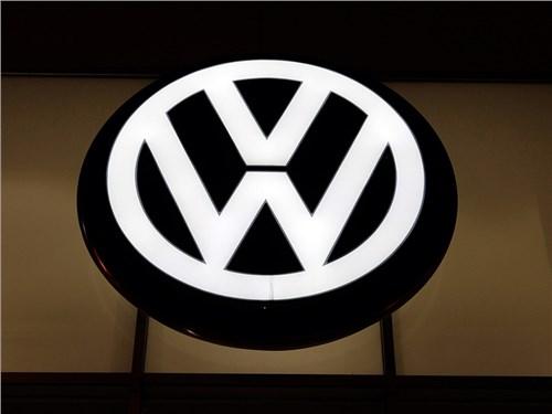 Новость про Volkswagen - Volkswagen попался на «леваке»