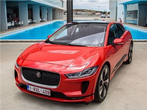 Jaguar I-Pace, продажи стартовали