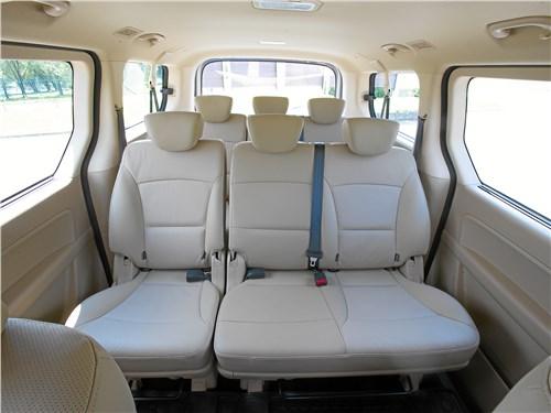 Предпросмотр hyundai н-1 2018 кресла для пассажиров