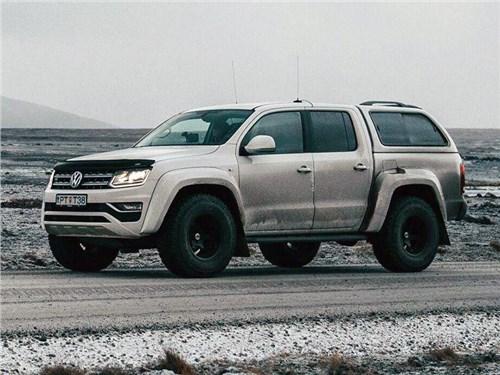 Новость про Volkswagen Amarok - Volkswagen Amarok Arctic Truck